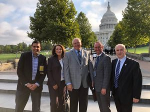 Members on Capitol Hill